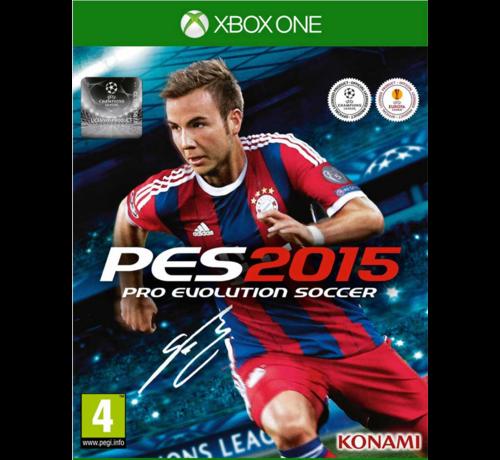 Konami PES 2015 / Pro Evolution Soccer 2015