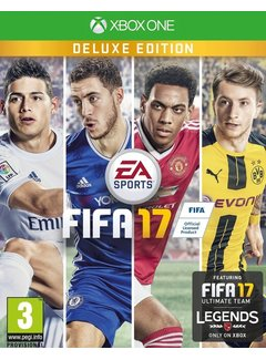 Xbox One FIFA 17 DELUXE Edition