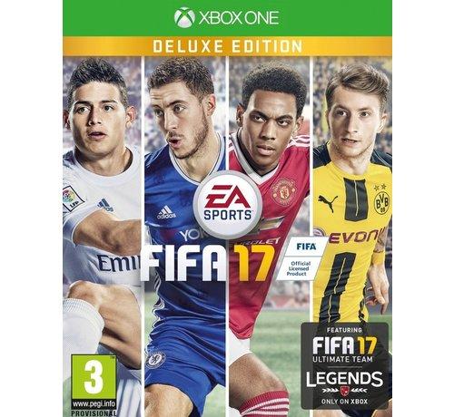 Electronic Arts FIFA 17 - Deluxe Edition kopen