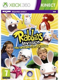 Ubisoft Rabbids Invasion: De Interactieve TV-serie
