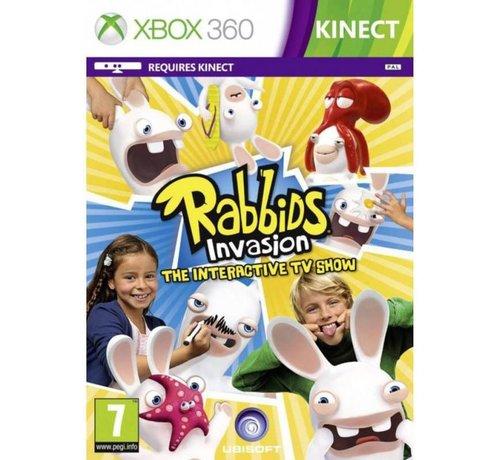 Ubisoft Rabbids Invasion: De Interactieve TV-serie