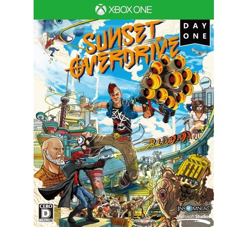 Microsoft Sunset Overdrive - Day One Edition