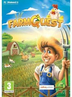 Easy Interactive Farm Quest