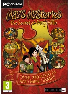 Mastertronic May's Mysteries The Secret of Dragonville