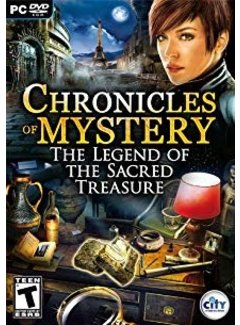 PC Chronicles of Mystery Legend of the Sacred Treasure