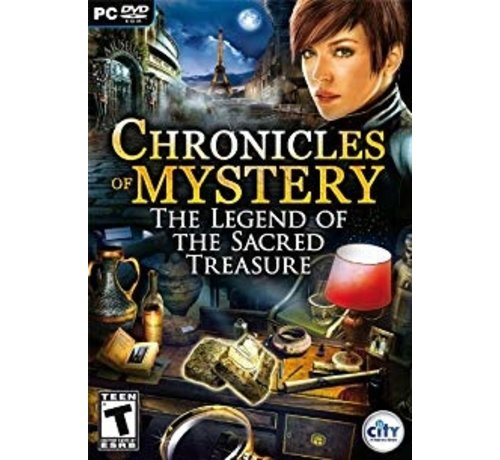 City Interactive Chronicles of Mystery Legend of the Sacred Treasure