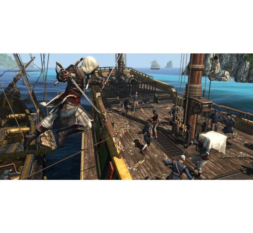 NS Assassins Creed - The Rebel Collection