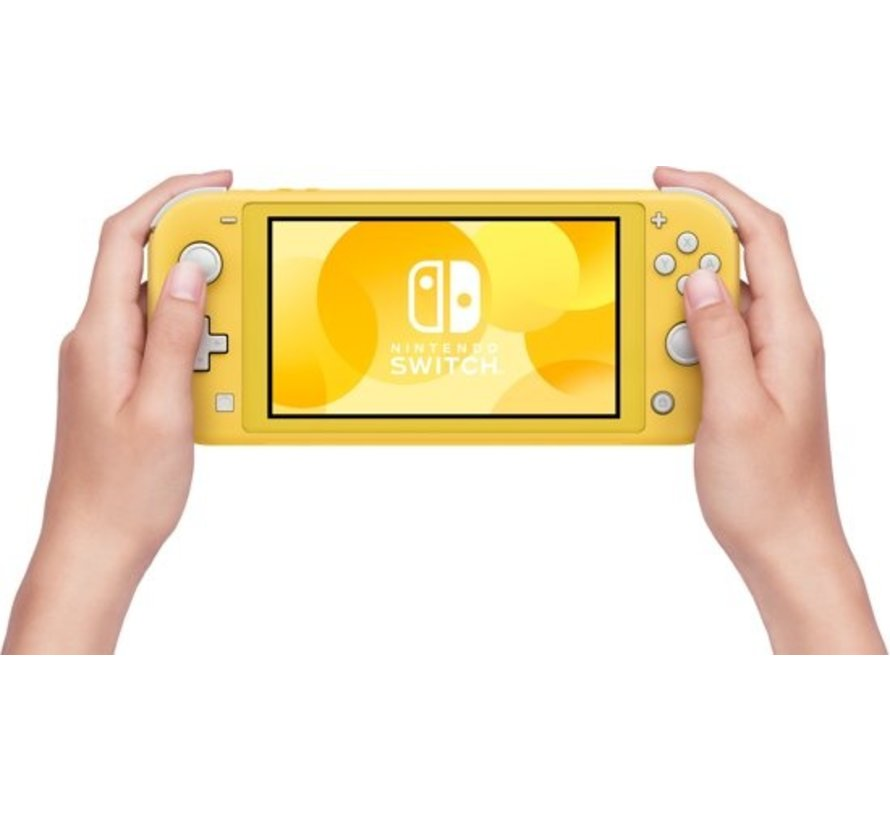 Switch Lite Console - Geel