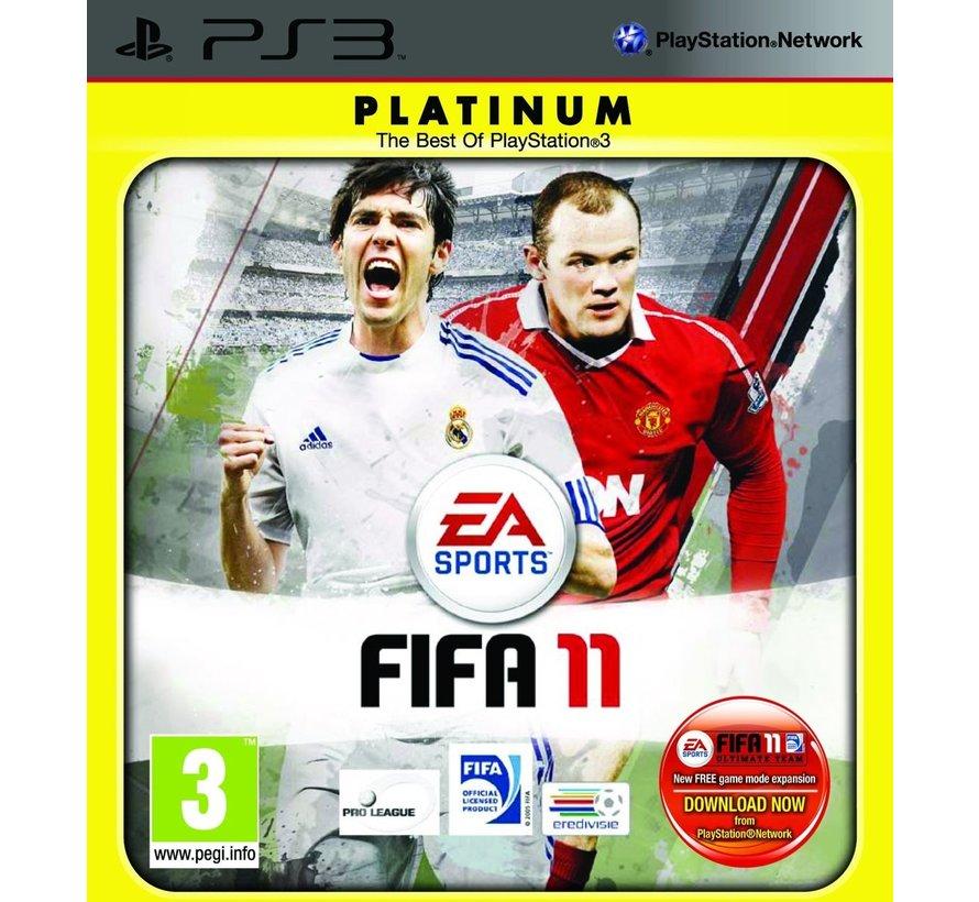FIFA 11- Platinum Edition kopen