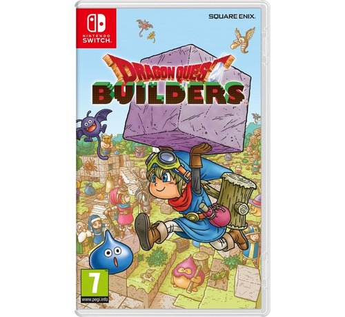 Square Enix Dragon Quest Builders