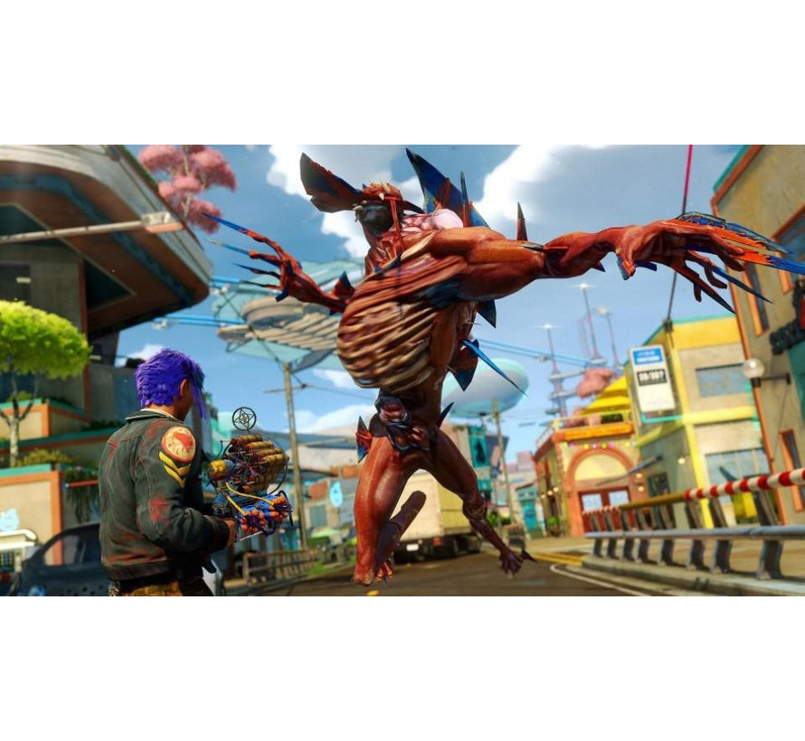 Sunset Overdrive - Day One Edition