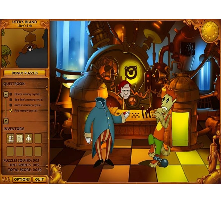 Chronicles of Mystery Legend of the Sacred Treasure