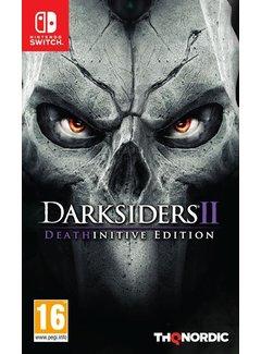 Thq Nordic Darksiders 2 (Deathinitive Edition) Nintendo