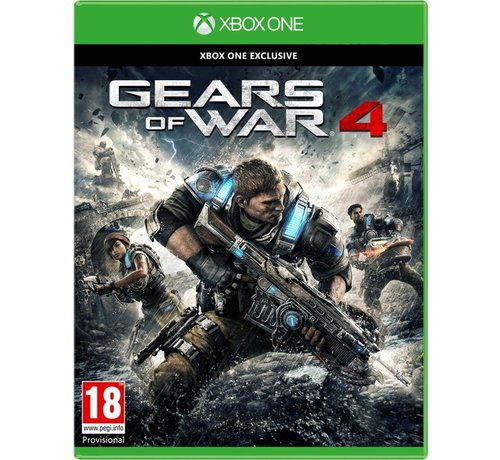 Microsoft Gears of War 4