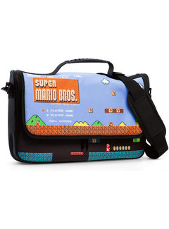Power A Everywhere Messenger Bag - Super Mario
