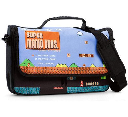 Power A Everywhere Messenger Bag - Super Mario