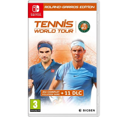 Bigben Tennis World Tour - Roland Garros Edition