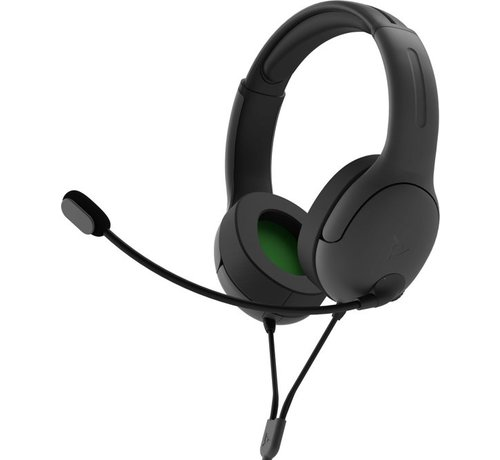 PDP Gaming Afterglow - LVL40 Stereo Headset - Grijs kopen