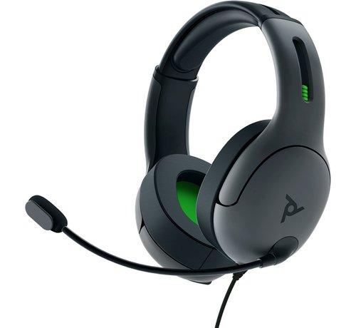PDP Gaming Afterglow - LVL50 Headset - Grijs kopen