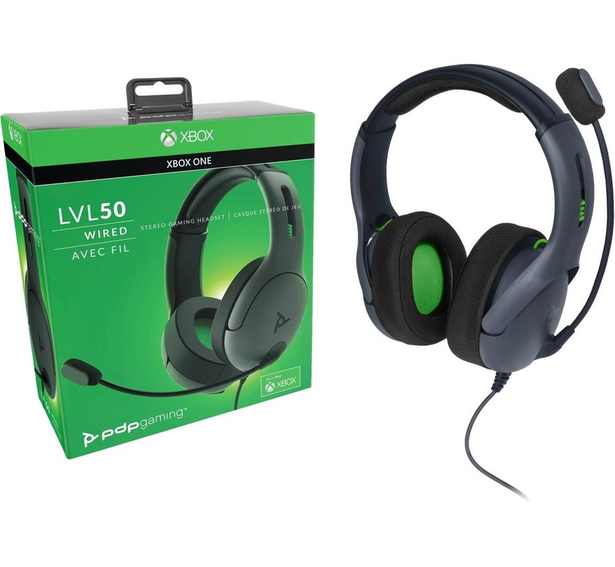 Afterglow - LVL50 Headset - Grijs