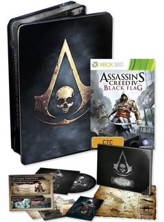 Ubisoft Assassins Creed IV: Black Flag Skull Edition