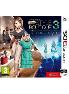 Nintendo New Style Boutique 3, Sterstyliste