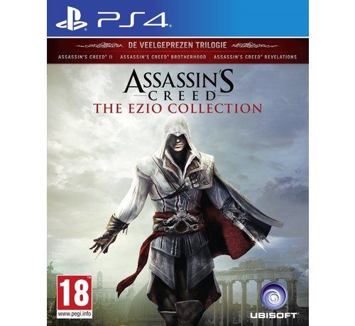 Ubisoft Assassins Creed: The Ezio Collection