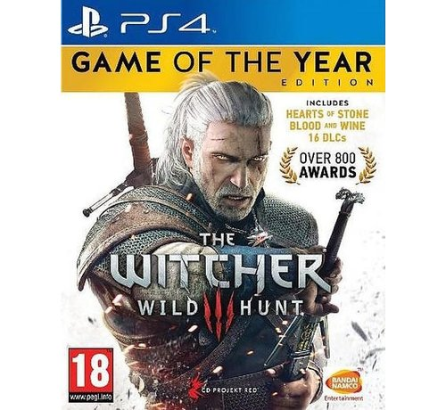 Bandai Namco The Witcher 3: Wild Hunt - Game of the Year Edition