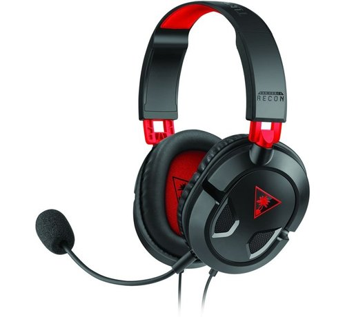 Turtle Beach Recon 50 Stereo Gaming Headset - Rood