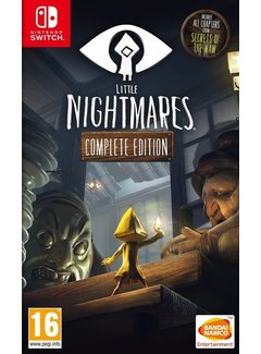 Bandai Namco Little Nightmares (Complete Edition)