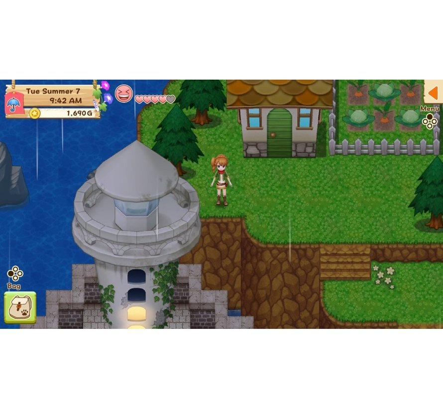 Harvest Moon: Light of Hope Complete - Special Edition kopen