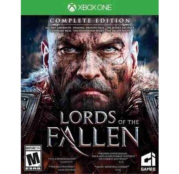 Koch Media Lords of the Fallen - Complete Edition