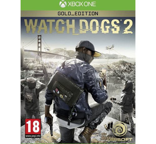 Ubisoft Watch Dogs 2 - Gold Edition
