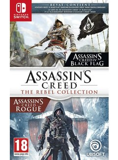 Ubisoft NS Assassins Creed - The Rebel Collection