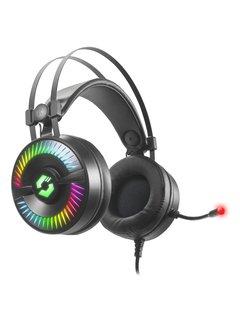 PC Speedlink Quyre RGB 7.1 Gaming Headset - Zwart