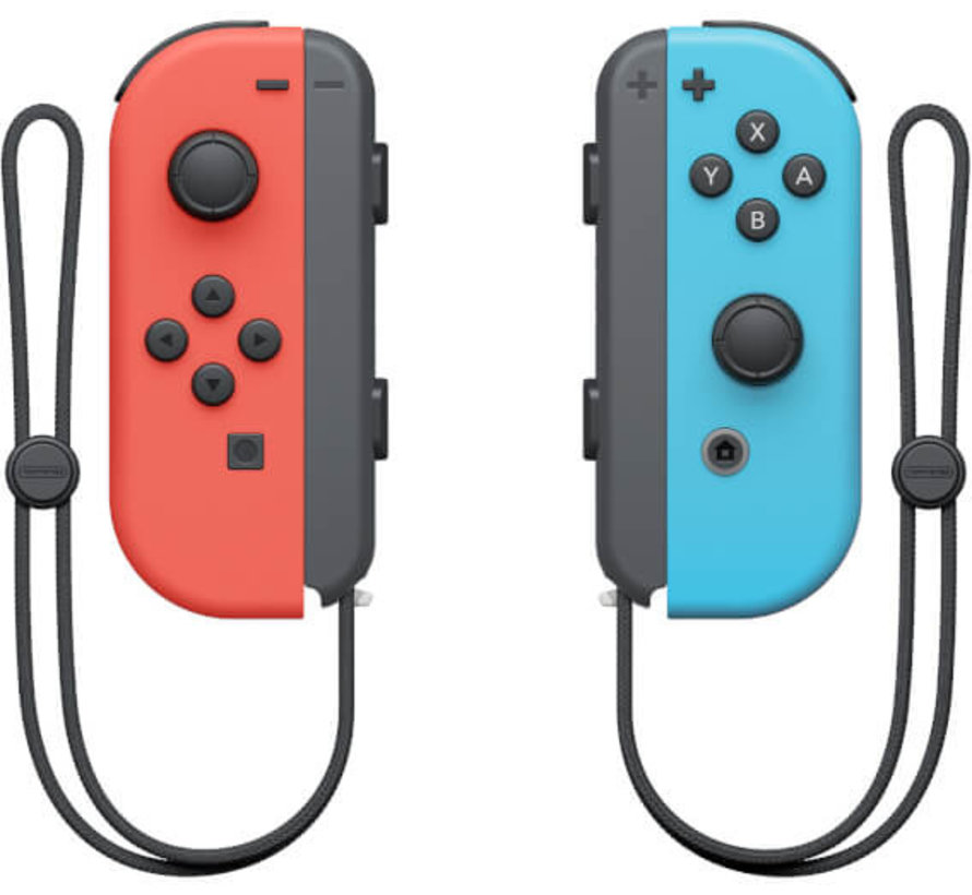 Joy-Con Switch Controller Paar - Rood/Blauw