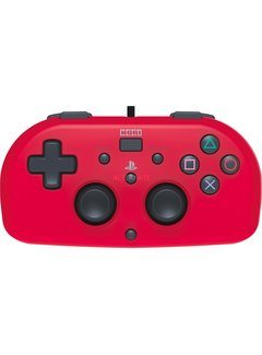Hori Mini PS4 Controller - Rood