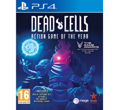 Merge Games Dead Cells Action Game Of The Year Edition