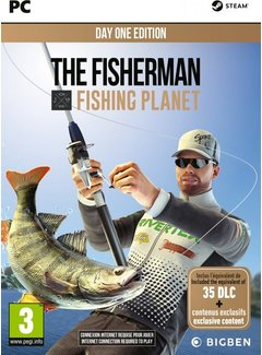 Bigben The Fisherman: Fishing Planet - Day One Edition