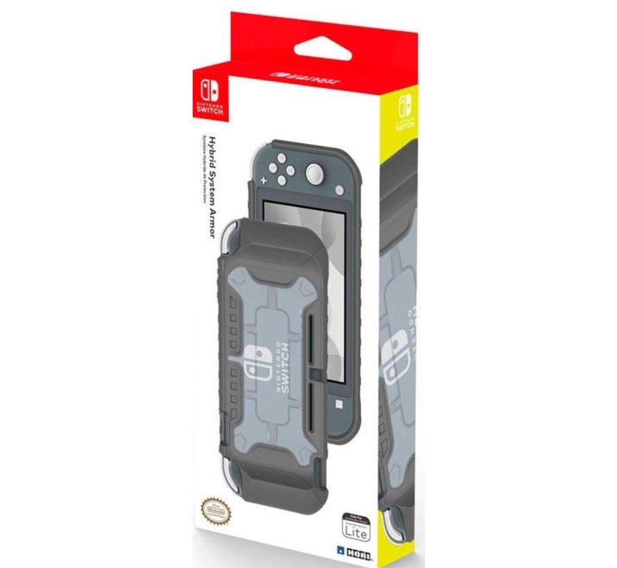 Hybrid System Armor - Grijs (Nintendo Switch Lite)