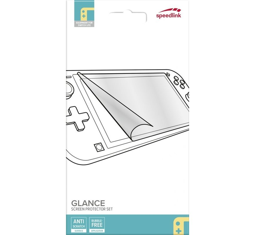 GLANCE Screen Protector Set (Nintendo Switch Lite)