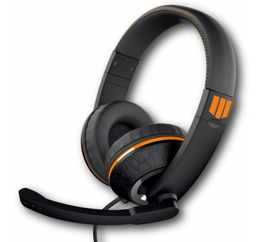 XH-4 Wired Stereo Headset - Black Ops / Camo
