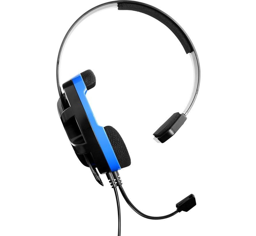 Recon Chat Headset - Zwart