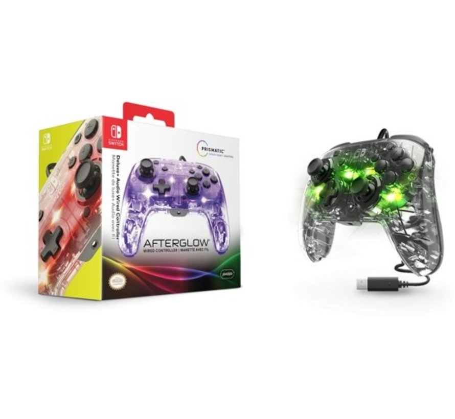 Wired Deluxe + Controller (Nintendo Switch)