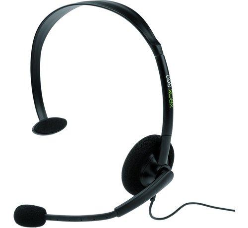 Microsoft Xbox 360 Headset - Zwart