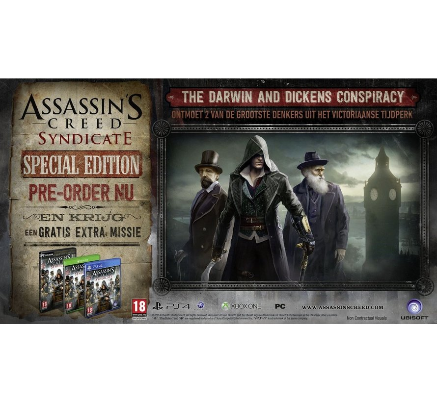 Assassin's Creed: Syndicate - Day One / Special Edition