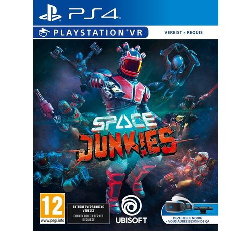 Ubisoft Space junkies VR