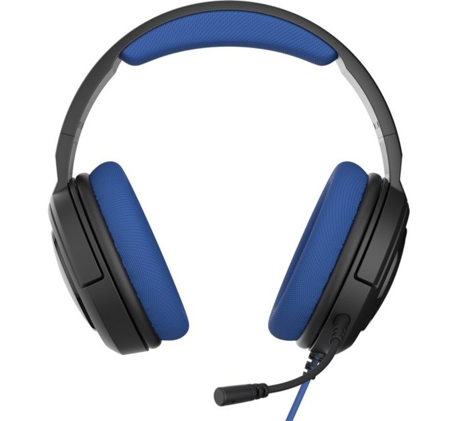 HS35 Stereo Gaming Headset - Blue