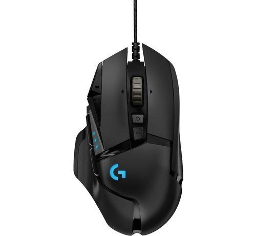 Logitech G502 Hero Gaming Muis