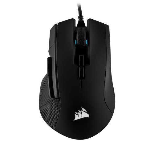 Corsair Ironclaw RGB Gaming Muis - Zwart